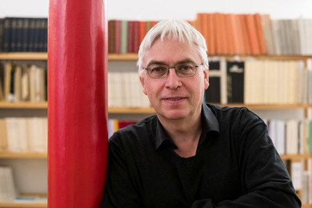 Institutsleiter Dr. Andreas Wehrmeyer